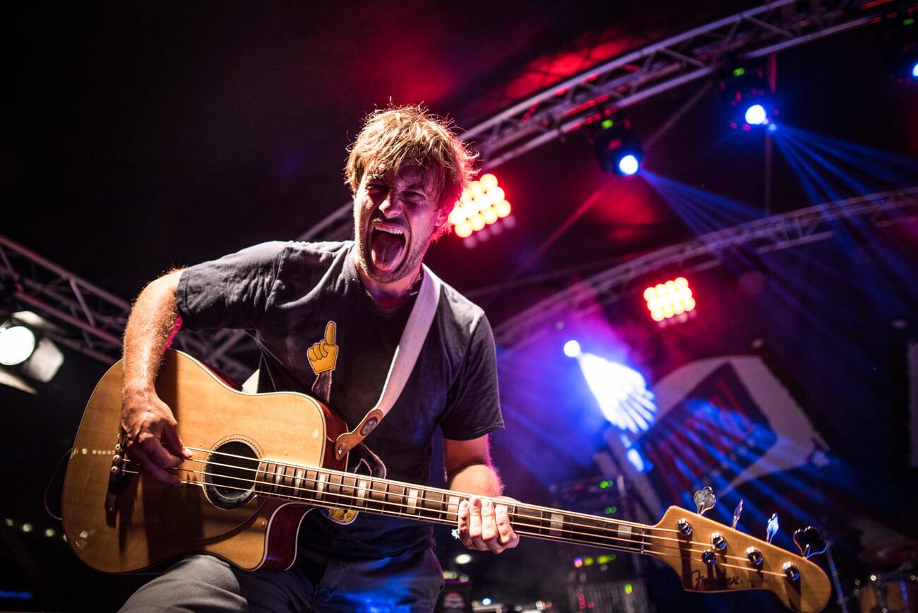 Cover Duo Bassist Philipp