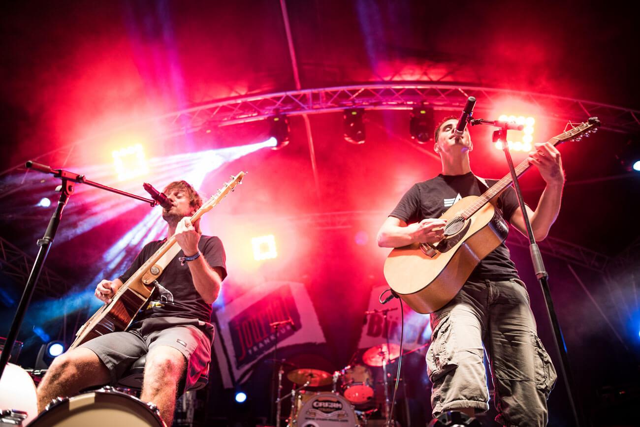 Live Akustik-Cover Duo